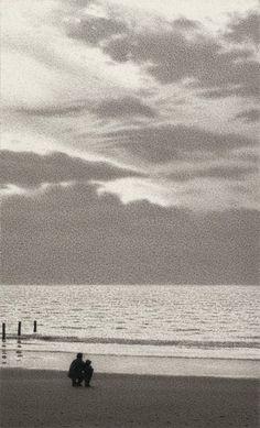 ☆ On the Beach :¦: By Artist Quint Buchholz ☆