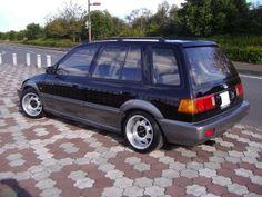 Honda Civic Wagon Exclusive?