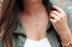 Maya Brenner Texas Necklace