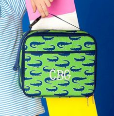 Personalized Lunchboxes and Backpacks from Peekawhoo!  backtoschool   personalized Monogram Backpack 9d5c7402b5780