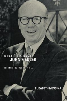 """Read """"What'S His Name? John Fiedler The Man the Face the Voice"""" by Elizabeth Messina available from Rakuten Kobo. John Fiedler The Man The Face The Voice highlights the captivating life and work of character and voice . John Fiedler, Elizabeth Messina, Actor John, Voice Actor, Book Format, The Man, The Voice, Audiobooks, Ebooks"""