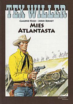 Tex Willer -suuralbumi: Mies Atlantasta