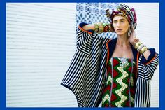 Stella Jean Beachwear Collection