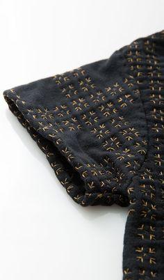 Alabama Chanin - Tartan Jacket