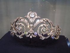 The Talhouet Tiara, c. 1908, by Joseph Chaumet