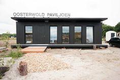Oosterwold paviljoen, Almere Hout - Bouwen in Oosterwold