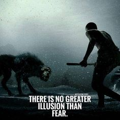 There is no greater illusion..