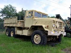 M923A2 5-Ton Cargo Truck. Find more military vehicles on GovLiquidation!