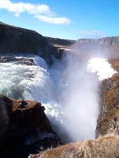 List of waterfalls of Iceland - Wikipedia, the free encyclopedia