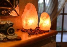 HOW TO SLEEP BETTER EVEN WHEN YOU HAVE ANXIETY – BY REBECHIJ Pink Salt Lamp, Salt Rock Lamp, Lampe Rock, Feng Shui, Himalayan Rock Salt Lamp, New Energy, My New Room, Candle Sconces, Night Light