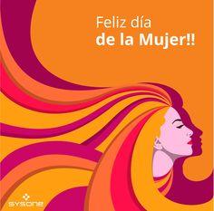Muy feliz día a todas las mujeres!!