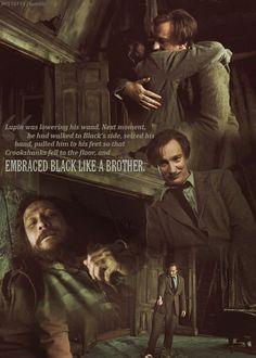 Harry Potter - Lupin  Sirius