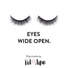 If you're looking for multi wear false lashes look no further. Meet the Priya lash by Red Aspen. What Is Red, Glam Doll, Oil Free Makeup, Silk Lashes, Individual Lashes, Falsies, Natural Lashes, Business Pages, False Lashes