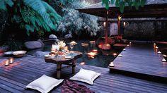 Diseño de Interiores & Arquitectura: Retiro tropical de bienestar con vistas a la jungla de Bali