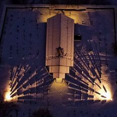 #sodorpkapell #sødorpchapel #sødorp #vinstra #nordfron #oppland #norway #dji #phantom3 #drone #drones #dronestagram #fromwhereidrone #dronephotography #aerialphotography #thebestofnorway #bestofnorway #ignorway #wu_norway #visitnorway #ilovenorway #instanorway #landscapesofnorway #snow #winter by vemund