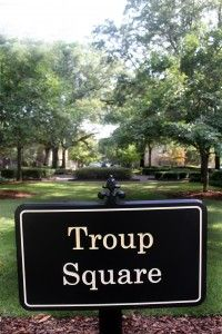 Troup Square Savannah GA
