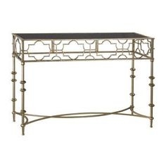 Sterling Industries Moorish Style Console Table