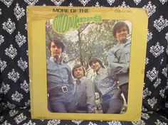 More of the Monkees Record LP Album