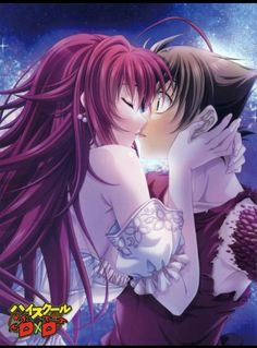 High school dxd episode 6 19:38 - you mustn't go out with anyone you don't truly love.you mustn't! my favorite quiote 'till now from this anime!