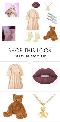 """Teddy Bear // Melanie Martinez"" by pitybabie ❤ liked on Polyvore featuring Tsumori Chisato, Pomellato and Dorothy Perkins"