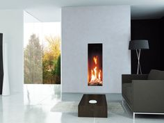 Gas Fireplace insert ROMA | Gas Fireplace insert by ITALKERO