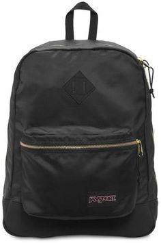 33d05bb035a JanSport Super FX Gym Backpack Black Jansport Backpacks, Gold Backpacks,  School Backpacks, Gym