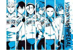 yowamushi pedal Yowamushi Pedal, Anime Base, Hakone, Manga Anime, Nerd, Geek Stuff, Road Racing, Guilty Pleasure, Anime Stuff