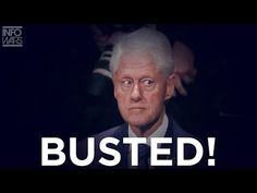 Busted! Bill Clinton's Face When Trump Brings Up The Rape Allegations is Priceless. (10/10/16)