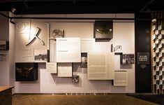 DesignStudio Y | 디자인스튜디오Y » Memorial Hall [click!] Museum Exhibition Design, Exhibition Display, Exhibition Space, Design Museum, Corridor Design, Hall Design, Display Design, Booth Design, Display Wall