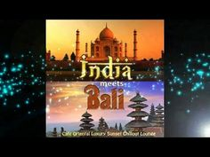 India Meets Bali Cafe Oriental Luxury Sunset Chillout Lounge (Continuous Buddha Mix) ▶by Music For You, Good Music, Amazing Music, Bali Sunset, Spiritual Music, Lounge Music, Smooth Jazz, Relaxing Music, Summer Breeze