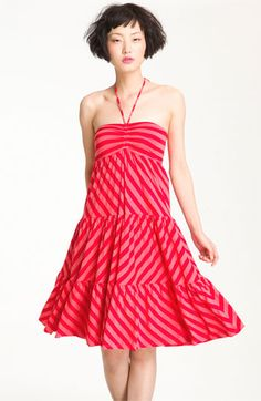 Ella Moss 'Waldo' Striped Convertible Bandeau Dress available at #Nordstrom - Love Ella Moss & Love the Nordies' Anniversary Sale!