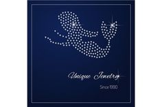 Shimmering diamond luxury Mermaid by Sunshine Art Shop on @creativemarket