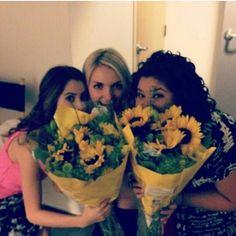 Laura, Rainy and Rydel