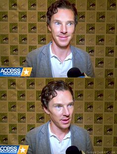 Benedict Cumberbatch On 'Sherlock' & Meeting Andy Murray At Wimbledon