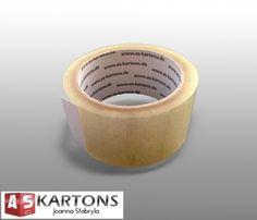 Klebeband Packband Transparent, PP-Klebeband, gute Qualität, 48mm x 66m