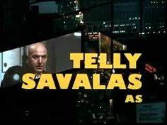 Resultado de imagen para imagenes de serie de tv Kojak