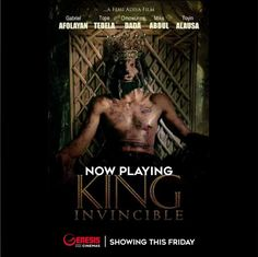 If the love of your life was cursed to transform into a wolf; How far will you go to help them? King Invincible; Now Showing @GenesisCinemas. Please visit http://ift.tt/29U9SXe for movie times. #Movie #Family #Fun #Popcorn #Cinemas #GenesisCinemas #Lagos #Portharcourt #Warri #Delta #Nollywood