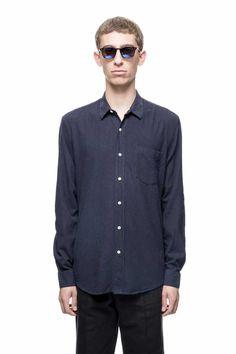 Our Legacy Raw Silk shirt