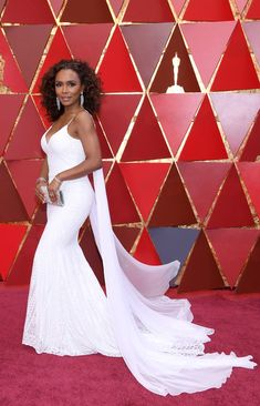Janet Mock - The Best Dressed On The 2018 Oscars Red Carpet - Photos