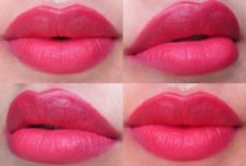 Sephora R52 ROLE PLAYING Rouge Lipstick RED PINK