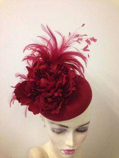 BY MISS LAUREN #millinery #hats #HatAcademy
