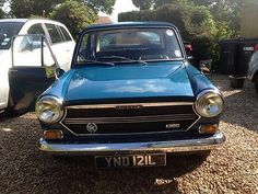 Austin 1300 Blue Auto 1972 Tax And Mot'd Till 2015 Tax Exempt - http://classiccarsunder1000.com/?p=83627