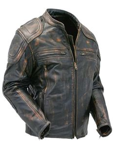 Men s leather jacket. Jackets really are a crucial component to every  single man s wardrobe. 40b6826bd4