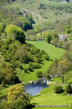 The glorious Peak District in the UK                                                                                                                                                      More