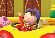 Loved reading about the adventures of Noddy with my children.