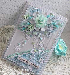 Blog sklepu Magiczna Kartka. Kursy, inspiracje dotyczące szeroko pojętego rękodzieła. Ręcznie robione kartki, albumy, notesy. Zapraszamy ! :)