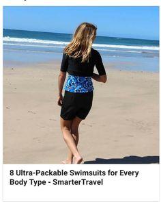 #tbt #girltrunks made #SmarterTravel list! #swimshorts #swimwearthatcovers #bodypositive #loveyourcurves