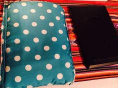 Ebook Case Polka Dots Hülle für #Ebook Reader und Smartphone #DIY and more Ideas by #mibaboku