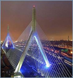 Zakim Bridge, Massachusetts
