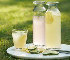 Homemade Lemonade - via the white company